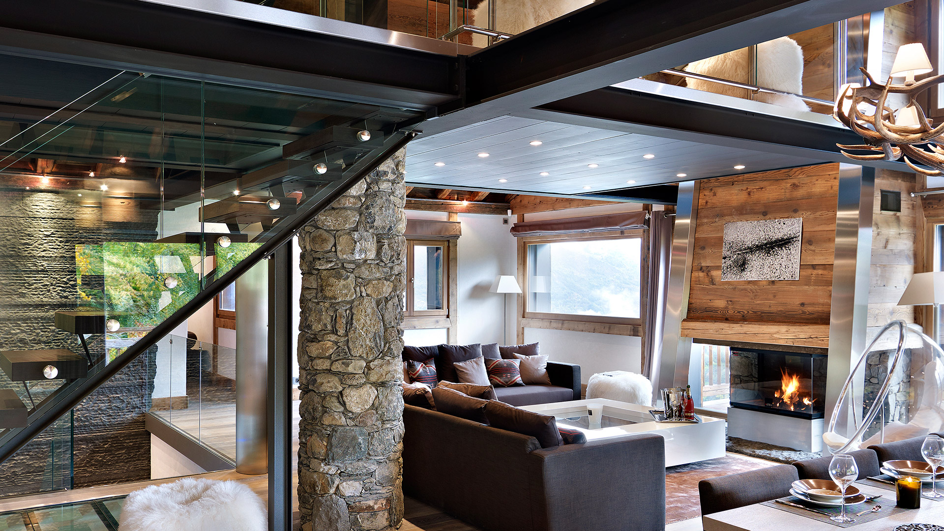 Chalet Olympia Chalet, France