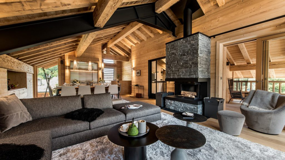 Hameau Saint Jacques Chalet, France
