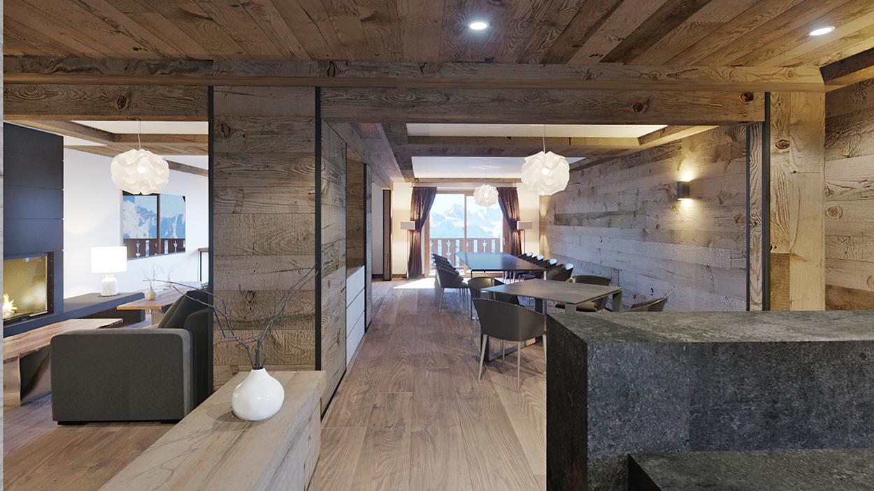 Le Yeti Apartments, France