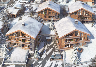 Properties, Meribel, France