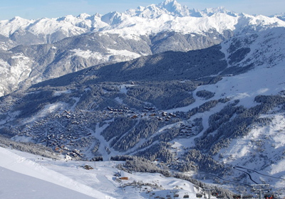The Town, Meribel, France