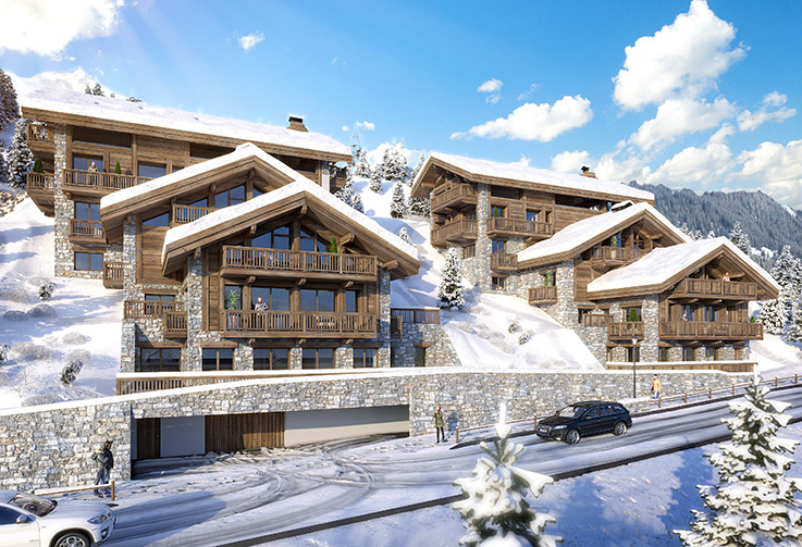 Meribel, Swan Lodge