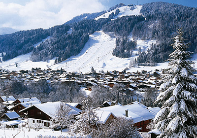 The Town, Morzine, France