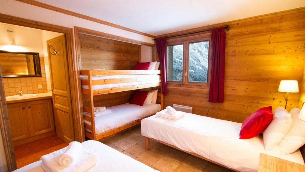 Chalet Col du Mont Chalet, France