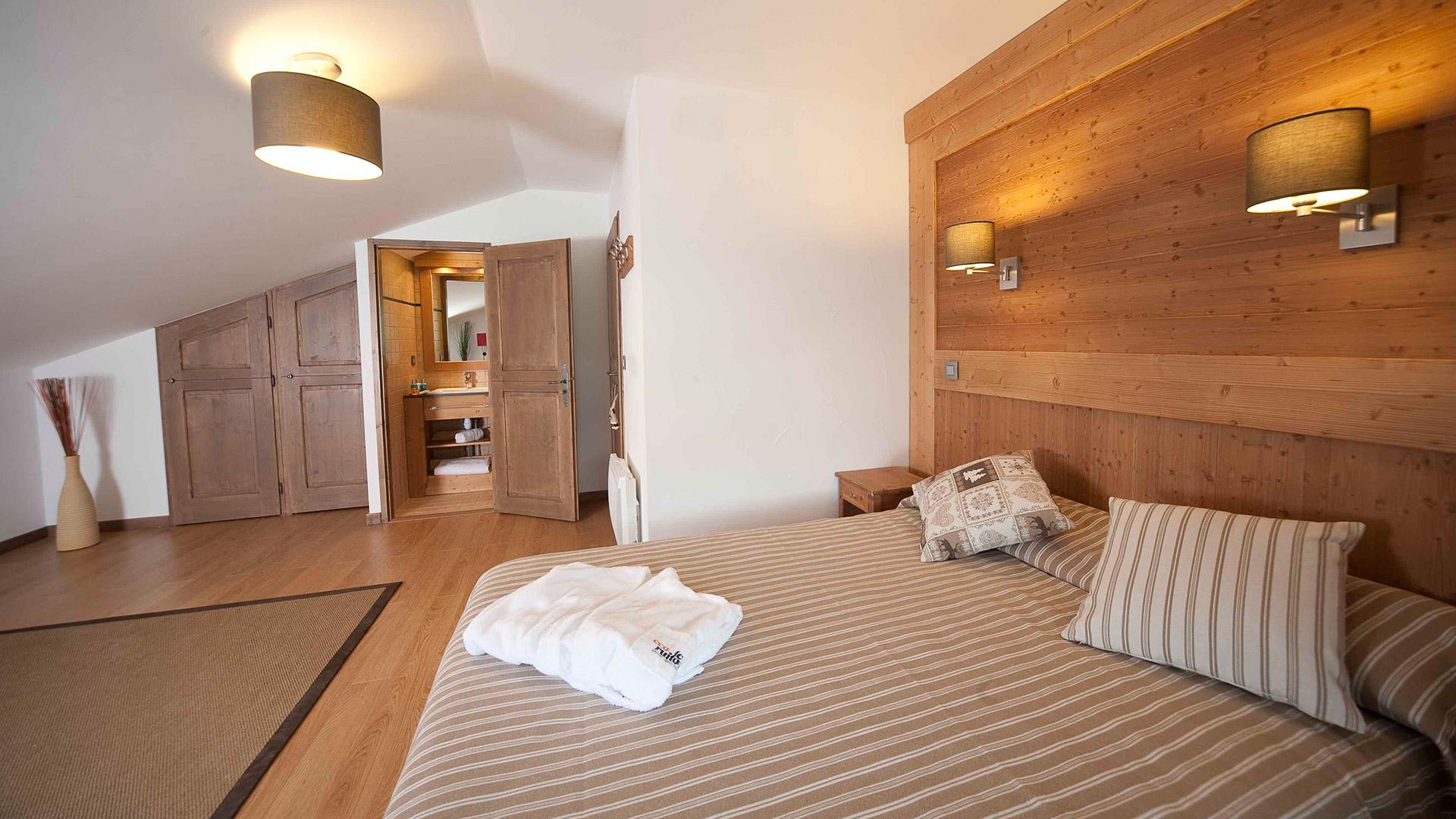 Eco Le Ruitor Apartments, France