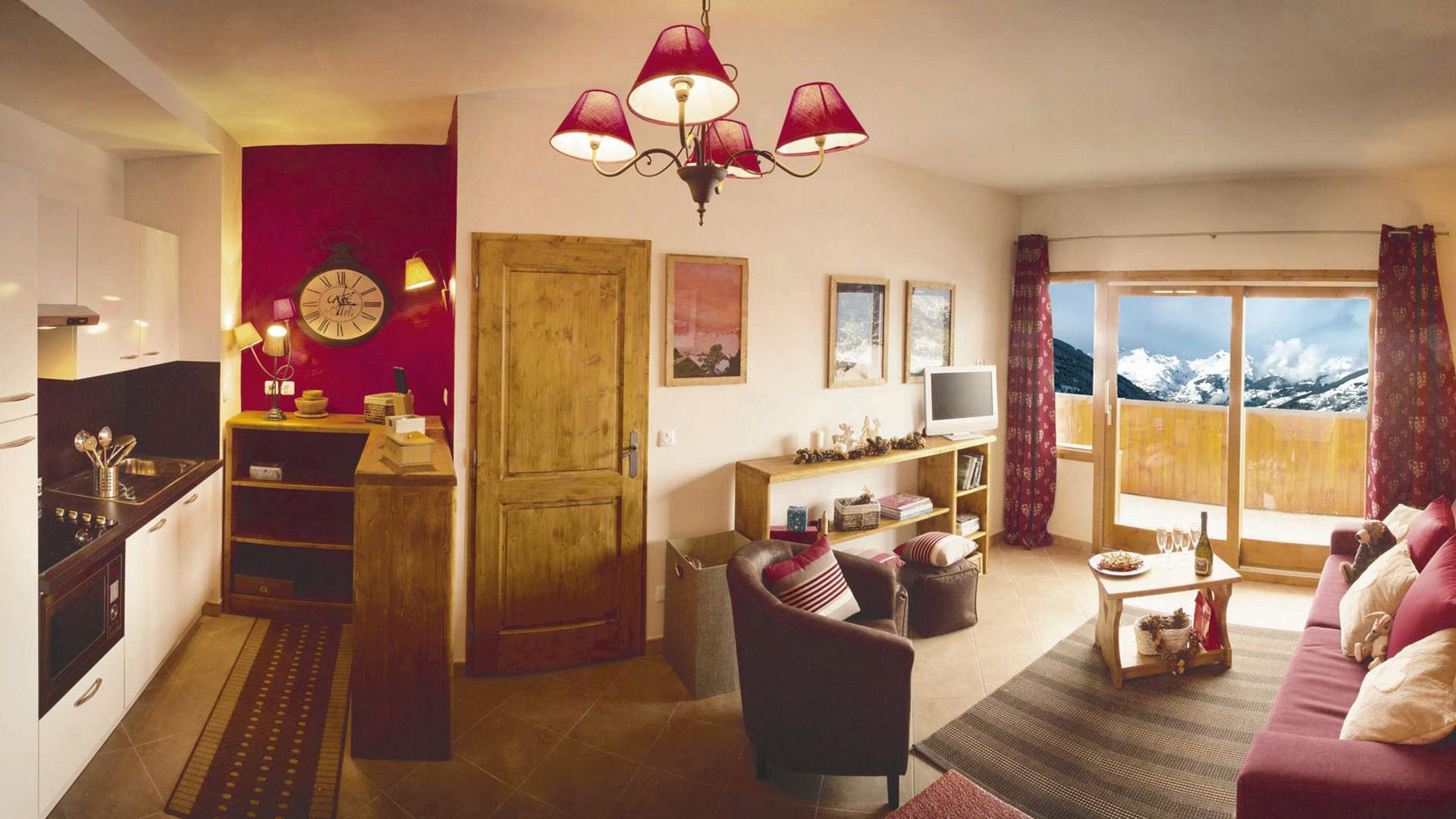 Etoile des Cimes Apartments, France