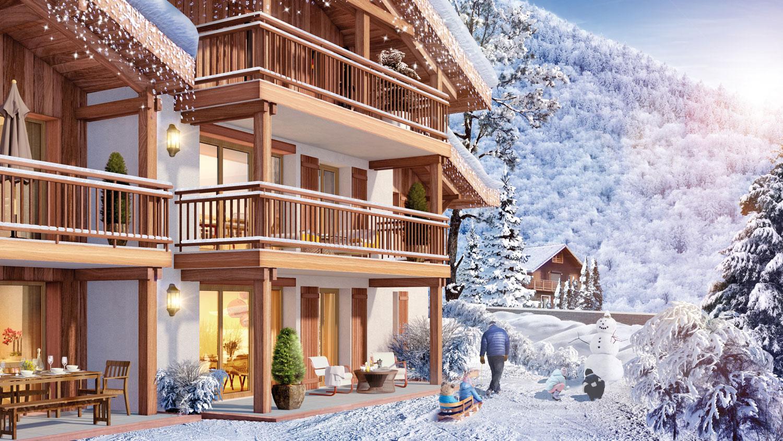 Le Clos Apartments, France