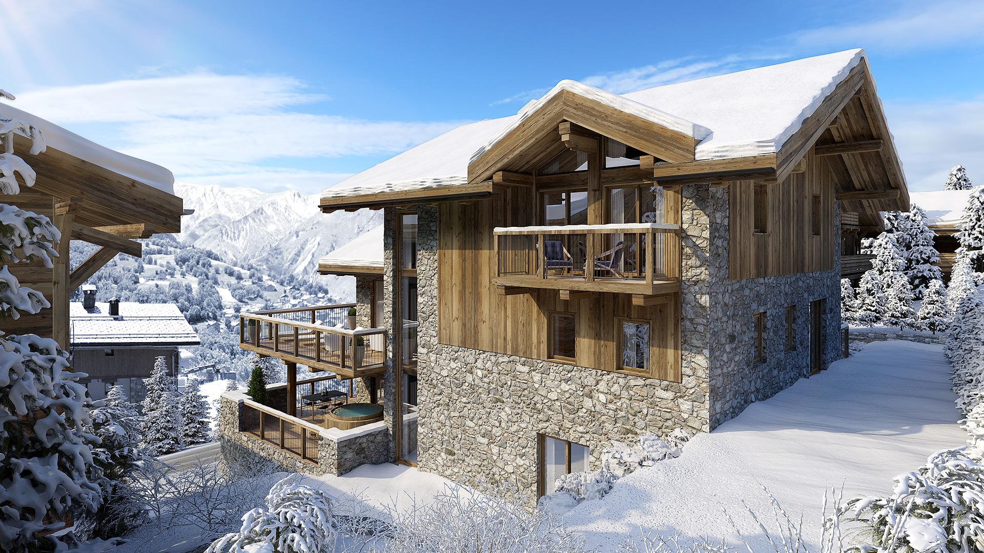 Chalet K2 Chalet, France