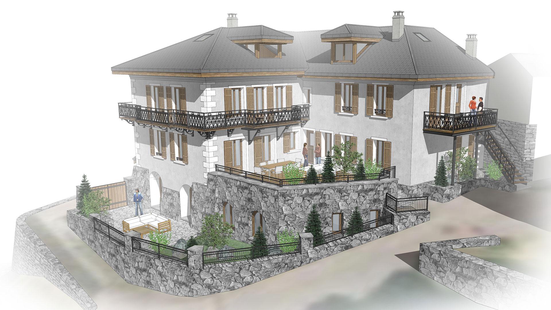 L'Epicerie Apartments, France