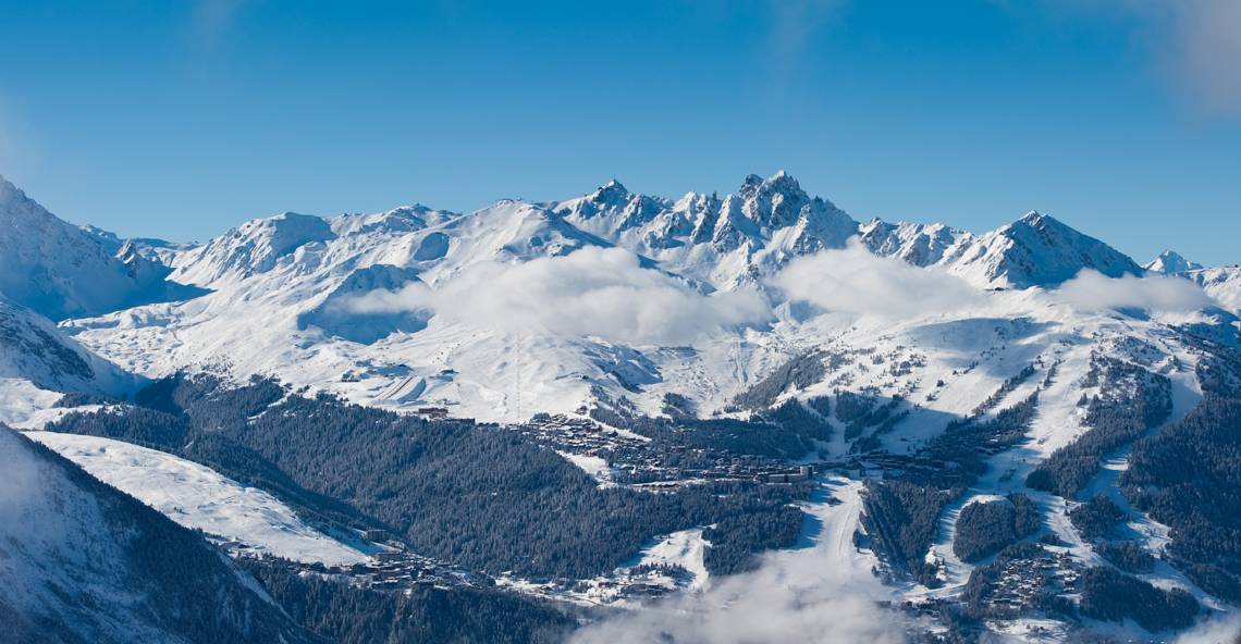 Les 3 Vallees, France