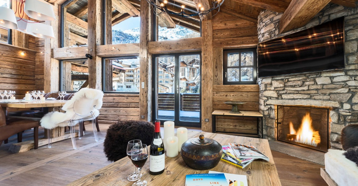 Chalet Tapia Apartments, France