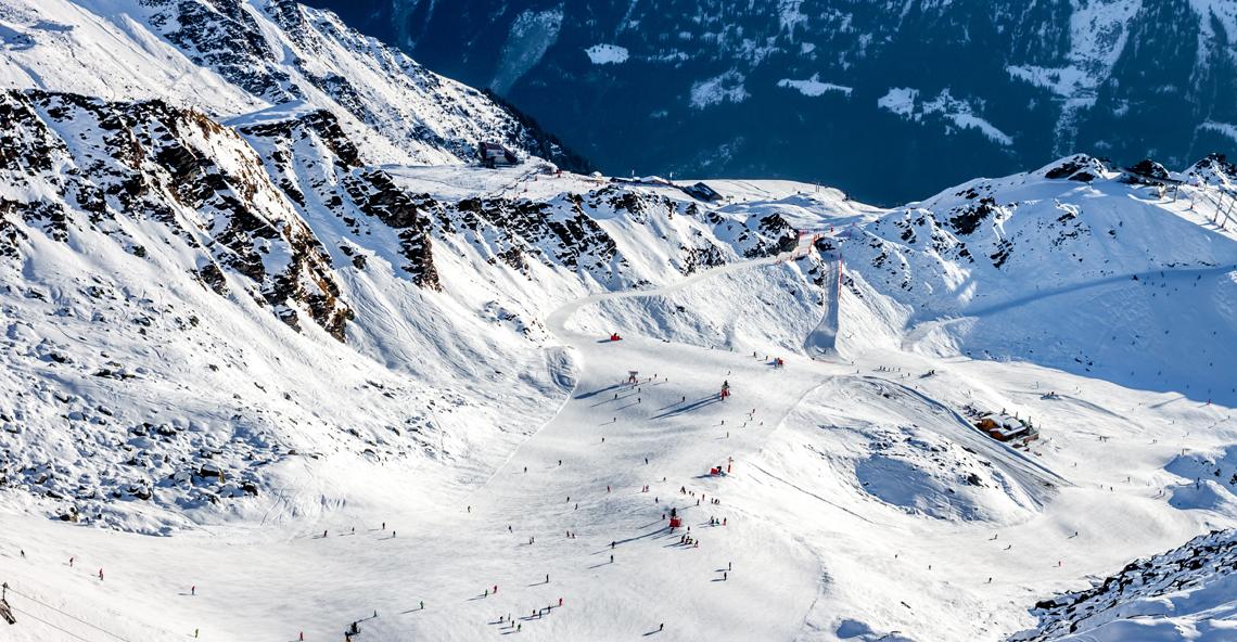 Les 4 Vallees, Switzerland