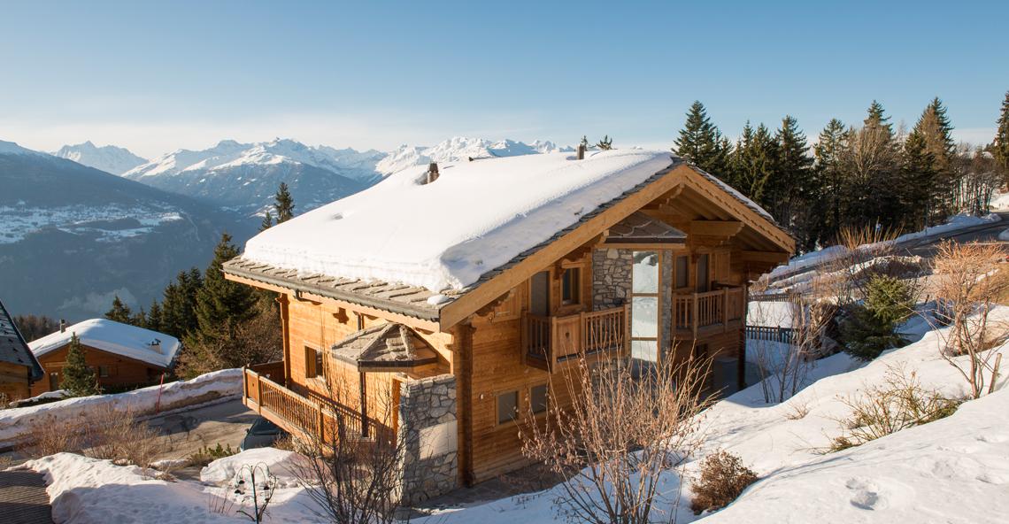 Chalet Bauer Chalet, Switzerland