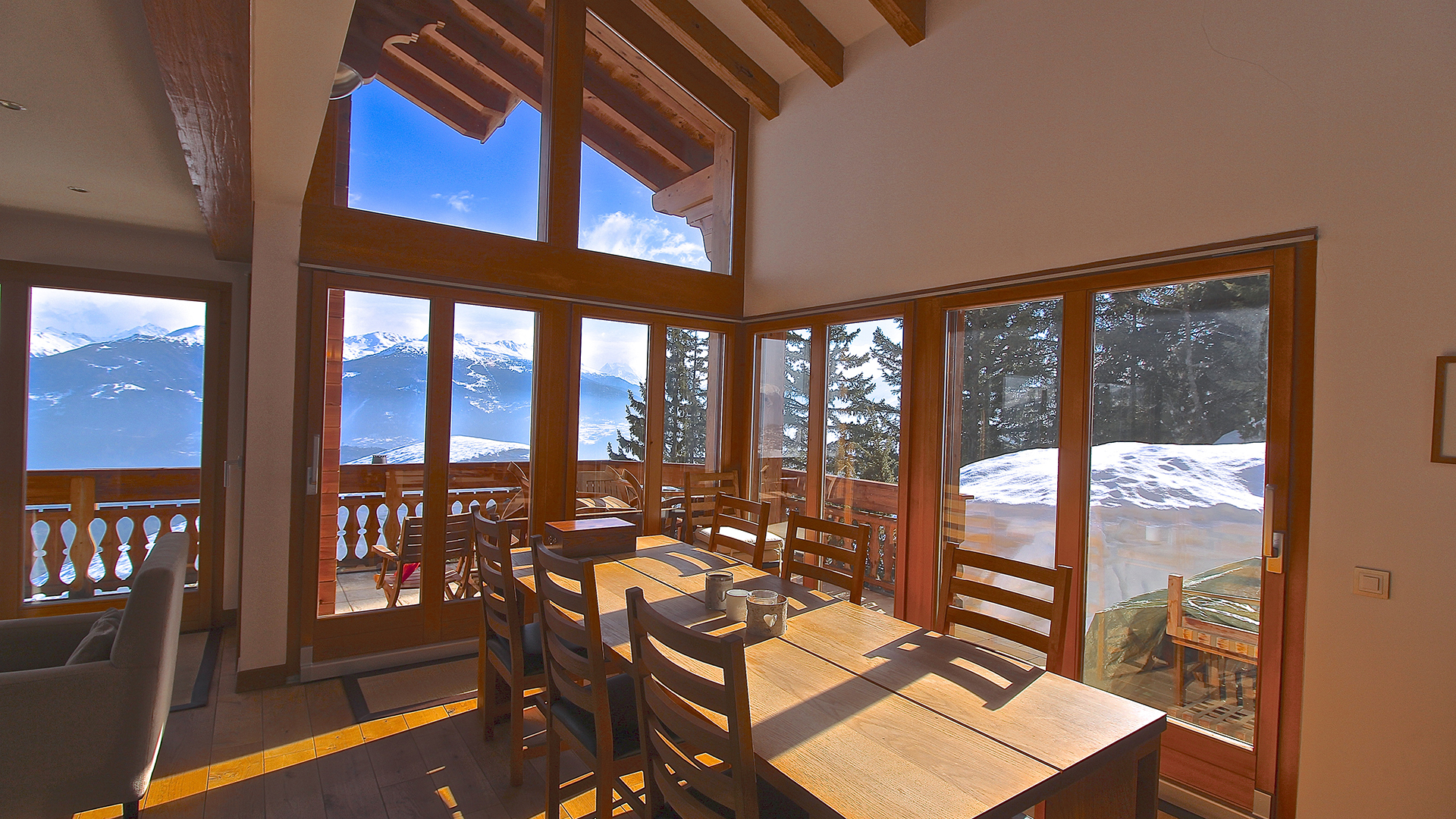 Chalet Ibex Chalet, Switzerland
