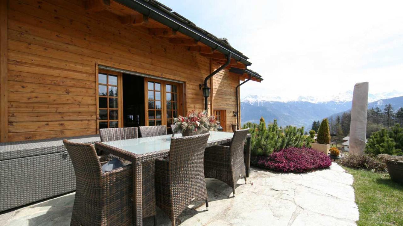 Chalet Bluche Chalet, Switzerland