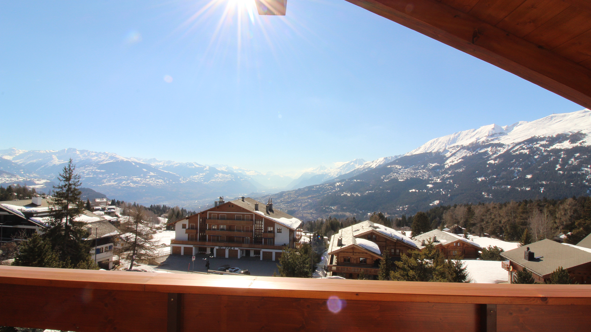 Le Lannaz Soleil Apartments, Switzerland