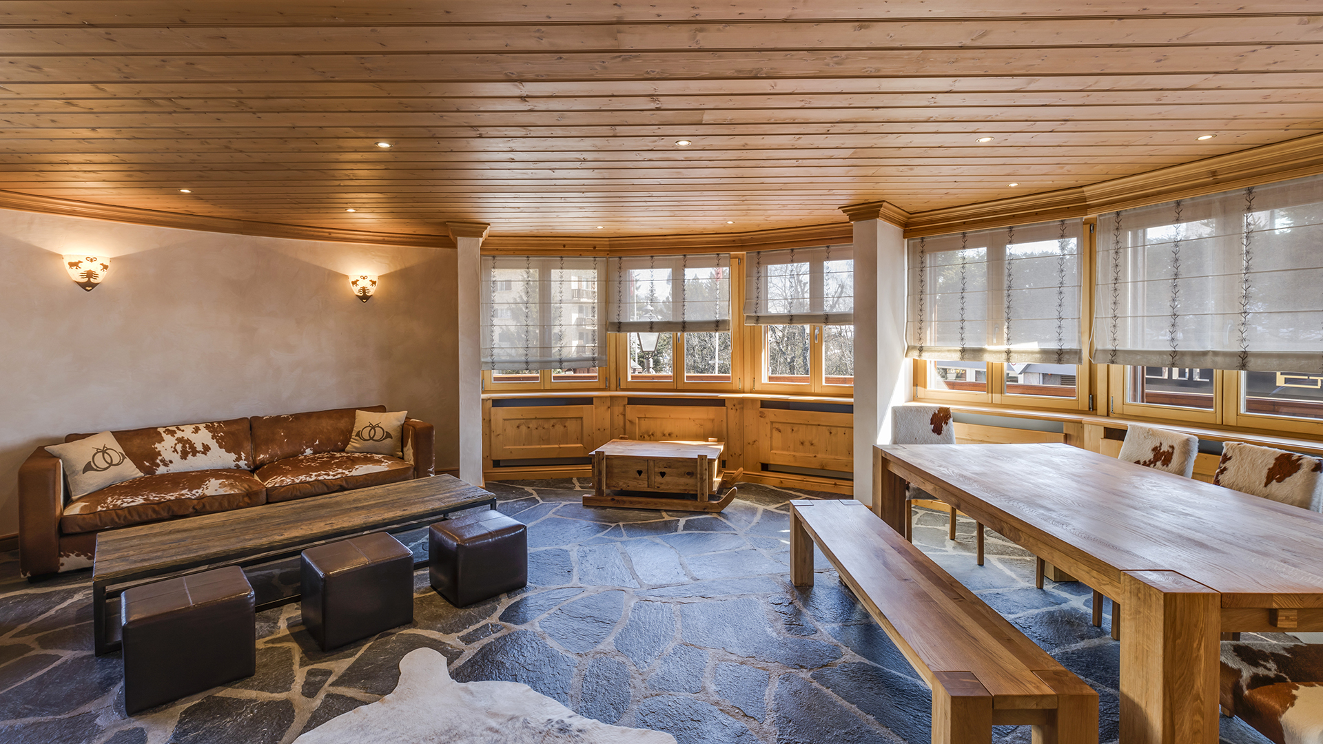 Le Couer de Crans Apartments, Switzerland