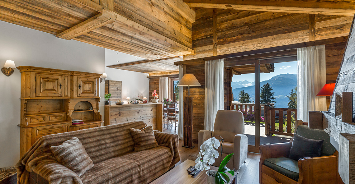 Le Grand Chene Apartments, Switzerland