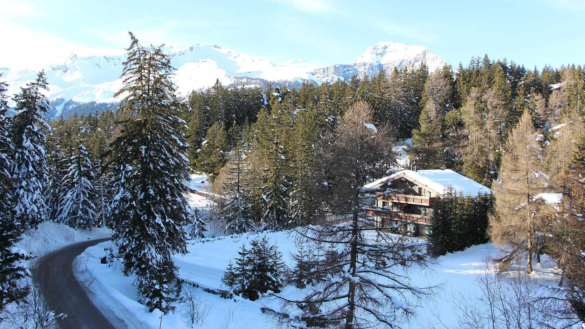 Les Devins Apartments, Switzerland
