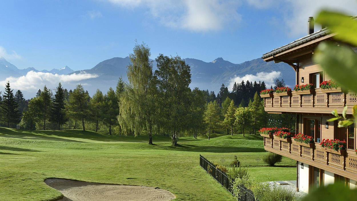 Residence Garden Golf Apartments, Switzerland