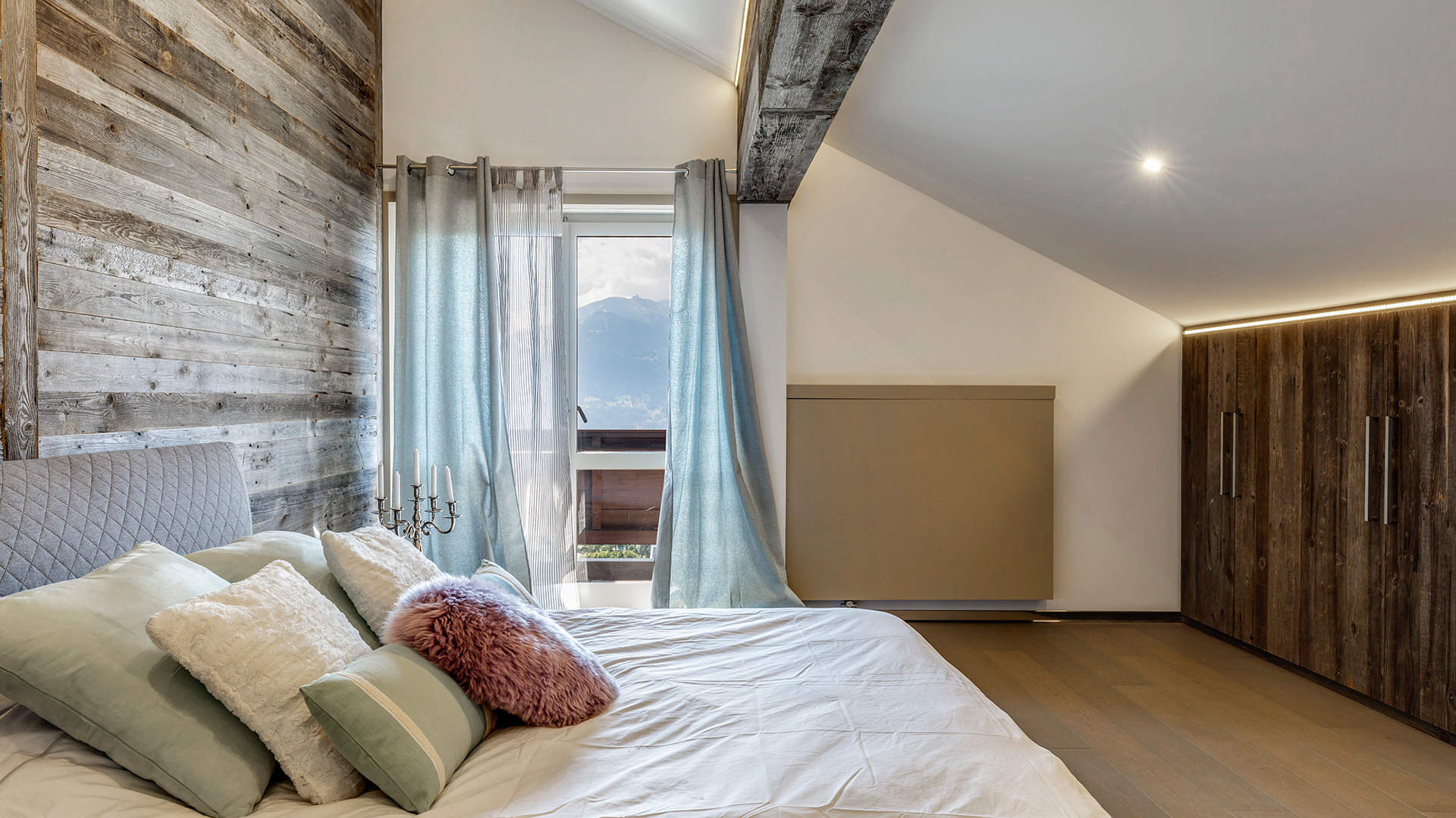San Giorgio Apartments, Switzerland