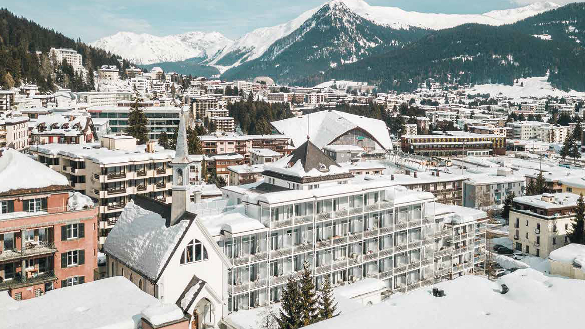 Residences at the Hard Rock Hotel Apartments, Switzerland