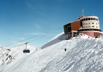 The Skiing, Davos-Klosters, Switzerland