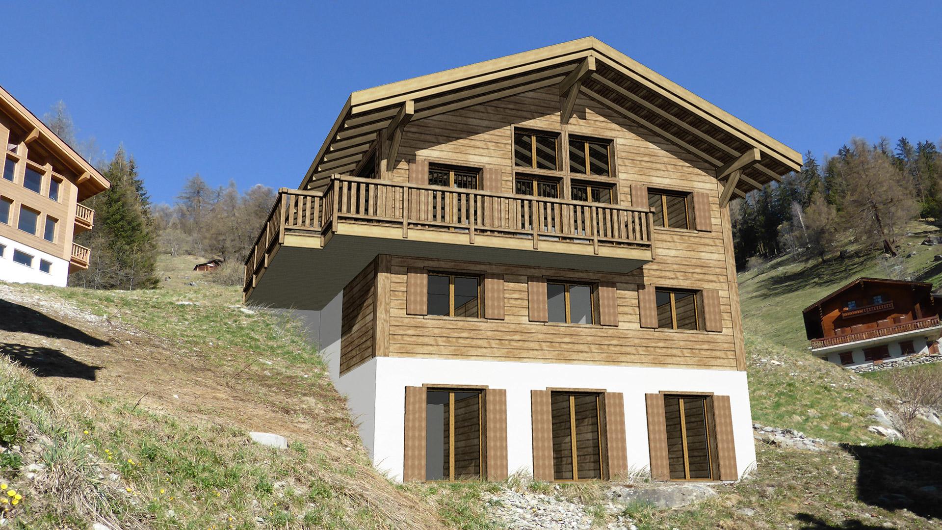 Chalet Petit-Bois Chalet, Switzerland