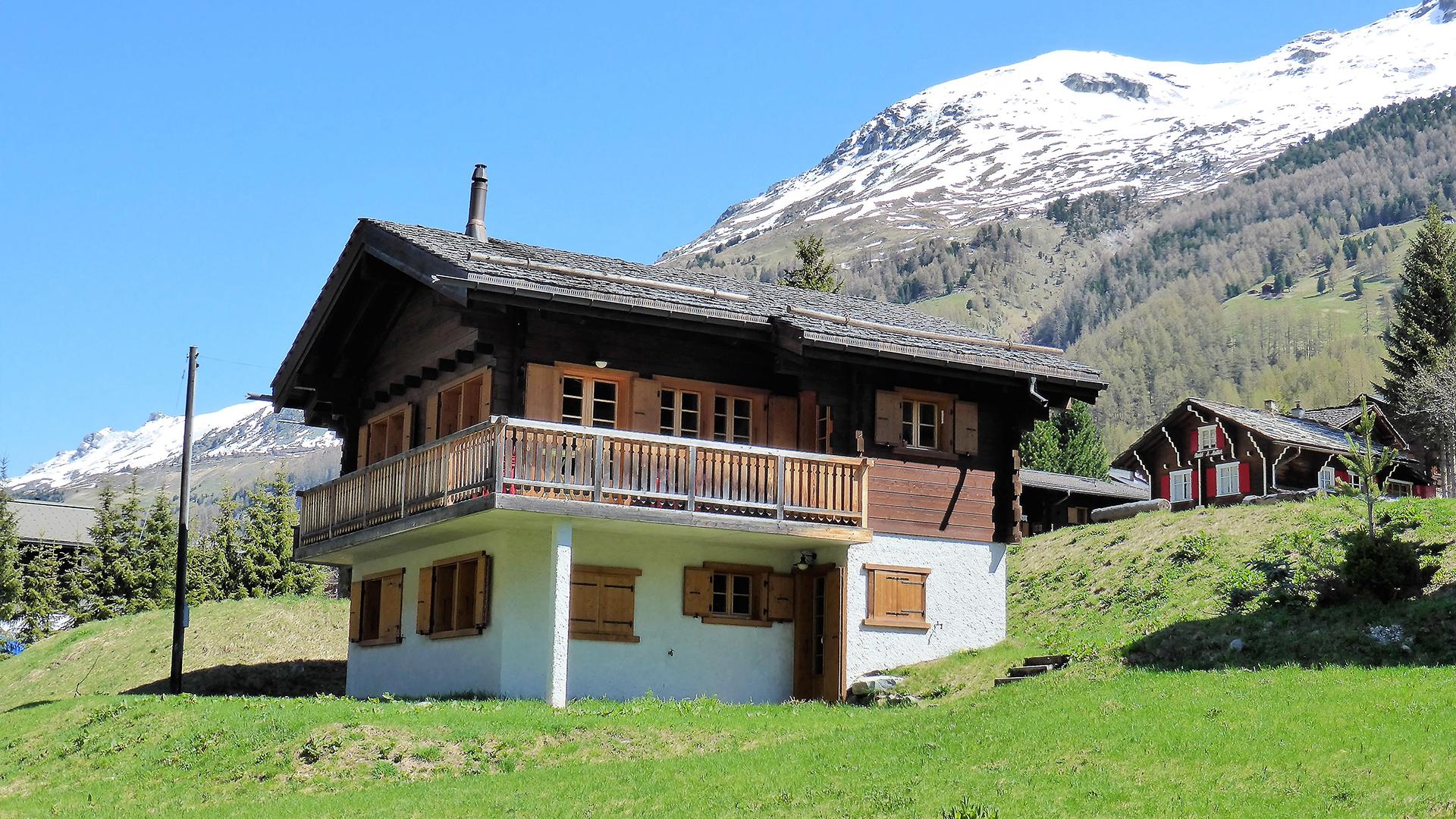 Chalet Zinal Chalet, Switzerland