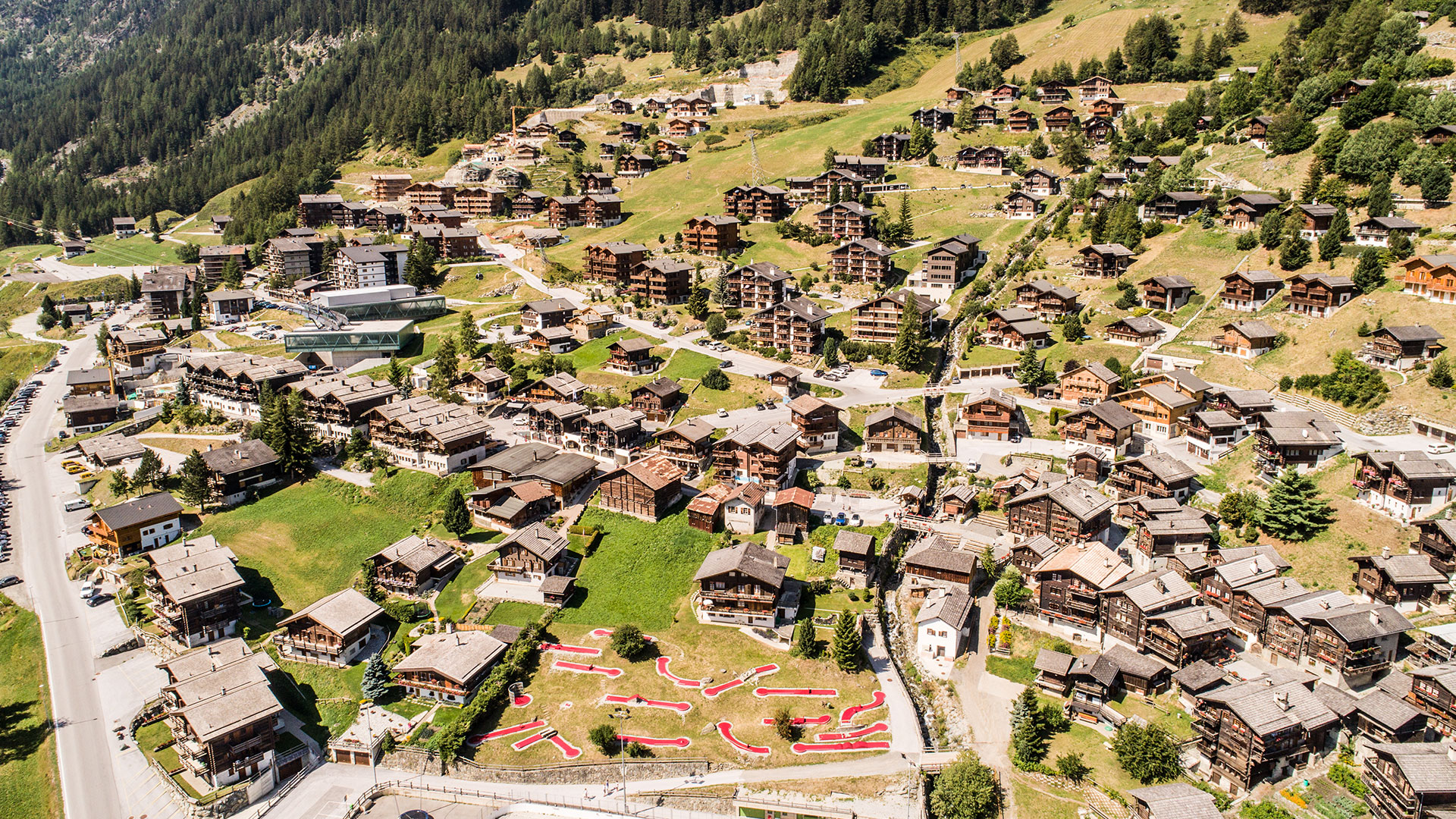Chalet La Legende Chalet, Switzerland