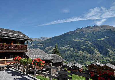 Summer, Grimentz - Zinal, Switzerland