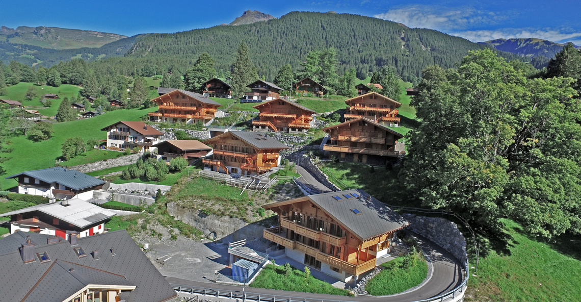 The Bergwelt Chalets Chalet, Switzerland