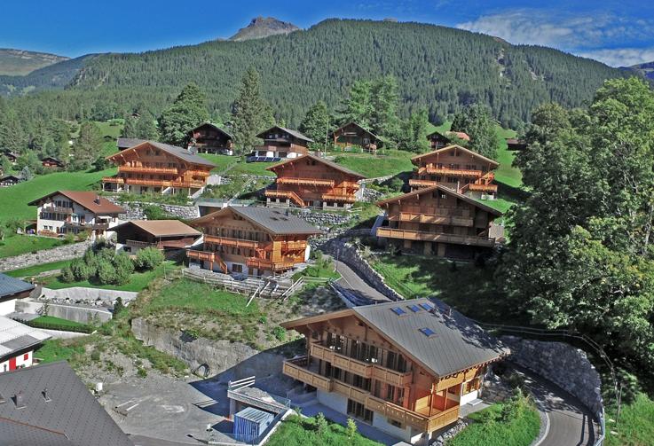 Grindelwald, The Bergwelt Chalets