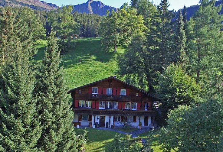 Grindelwald, Chalet Bachlihus