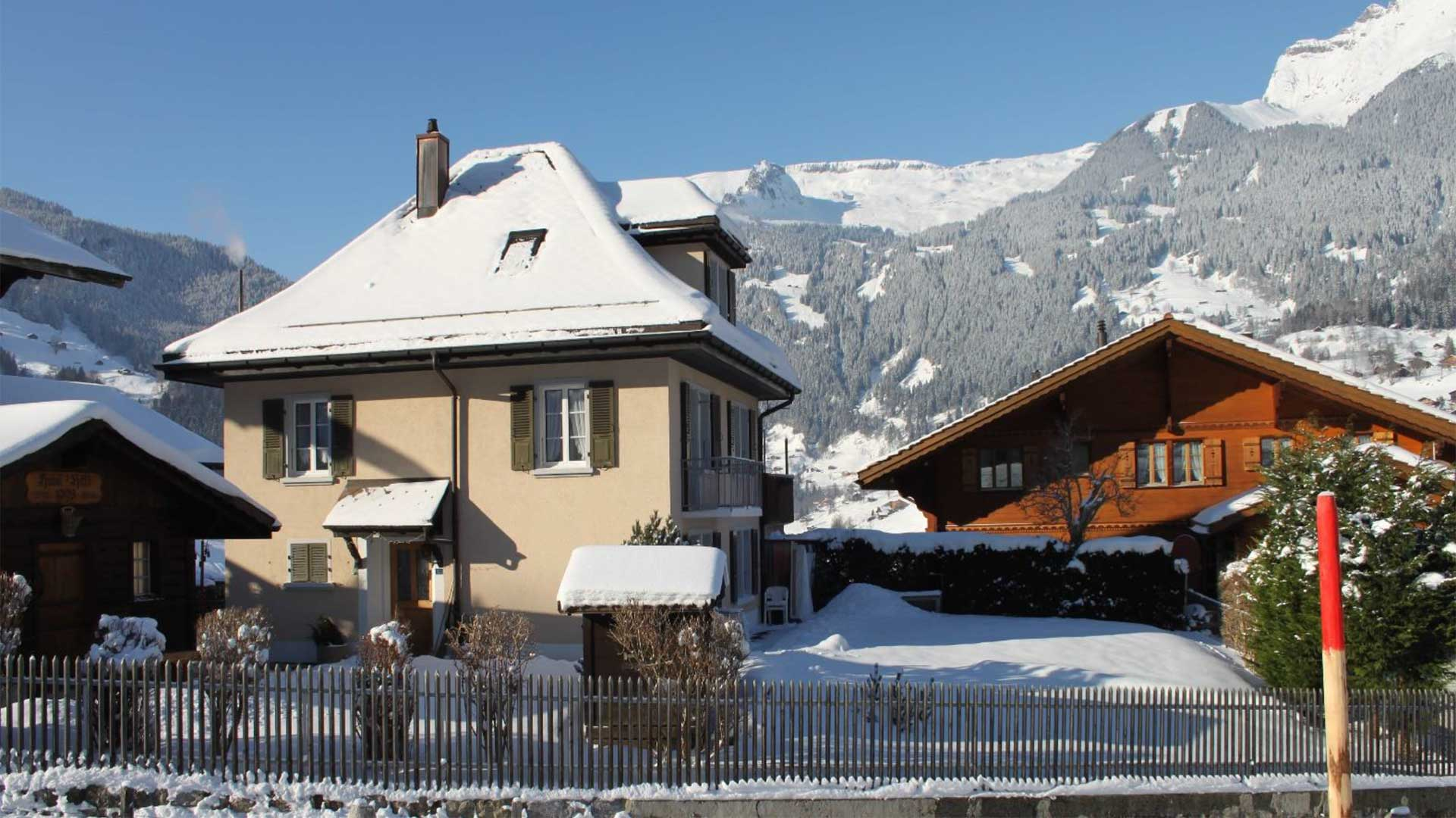 Chalet Holzweg Chalet, Switzerland