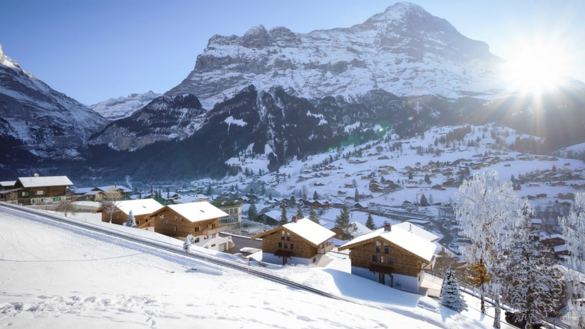 Chalet Mons Chalet, Switzerland