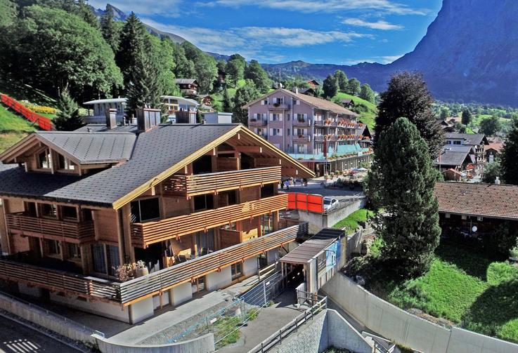 Grindelwald, The Bergwelt Apartments