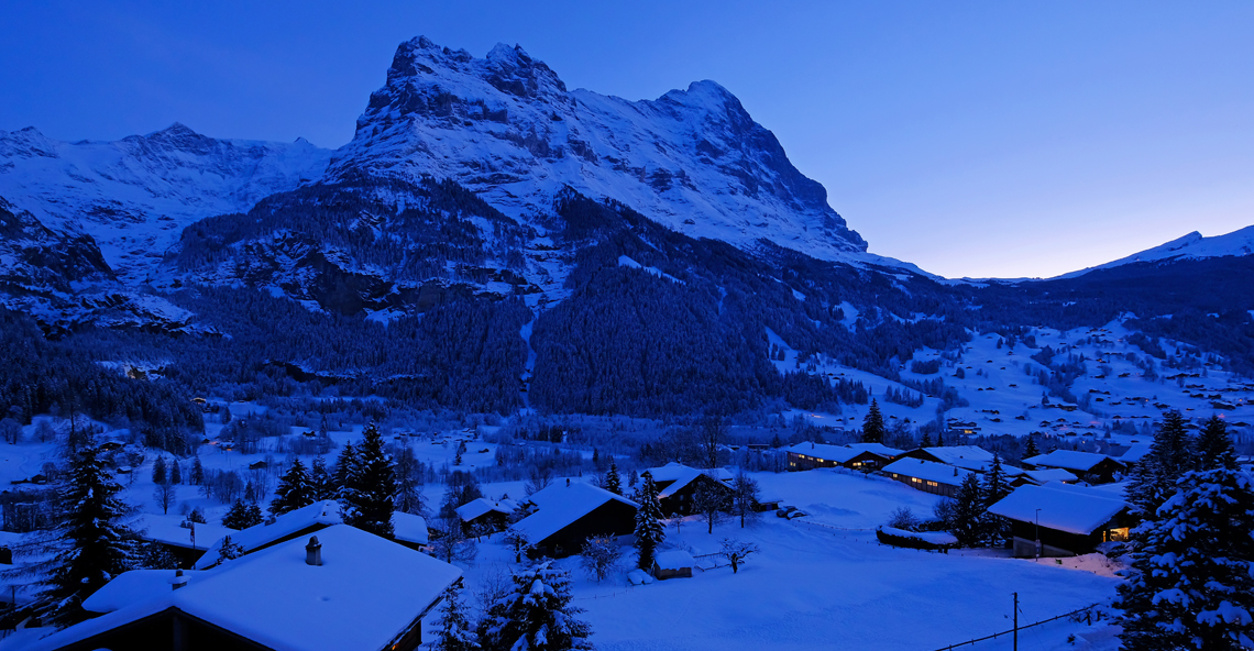 Grindelwald Switzerland Property For Sale