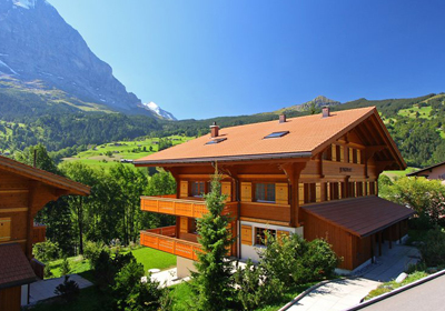 Properties, Grindelwald, Switzerland