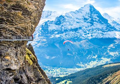 Summer, Grindelwald, Switzerland