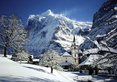 The Village, Grindelwald, Switzerland