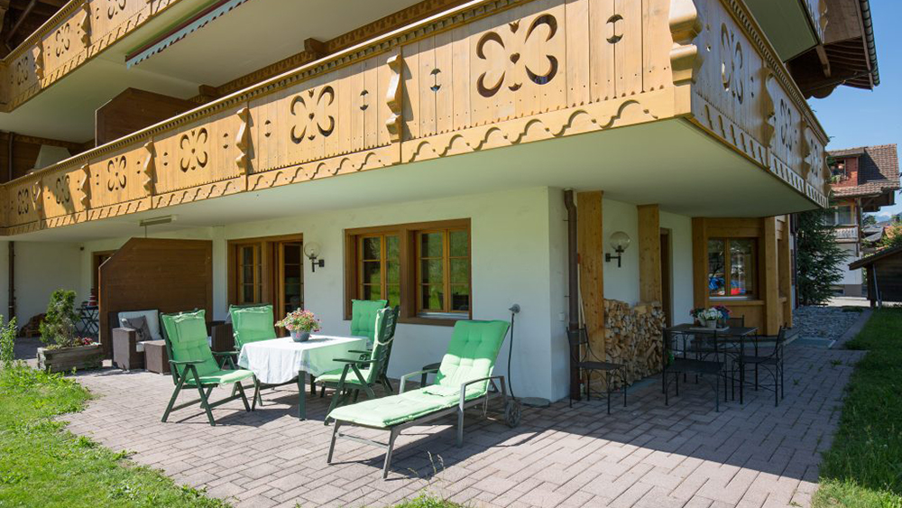 Residence Eckhausz Apartments, Switzerland