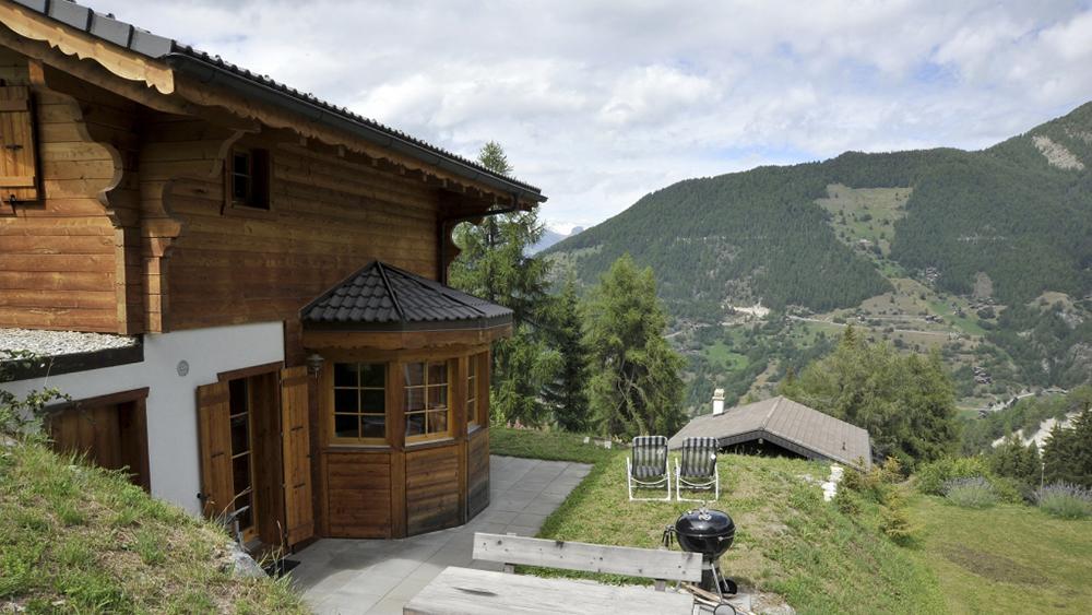 Chalet Francois Chalet, Switzerland