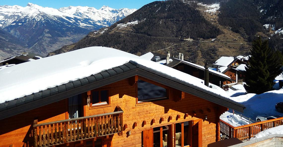 Chalet Mont Verte Chalet, Switzerland