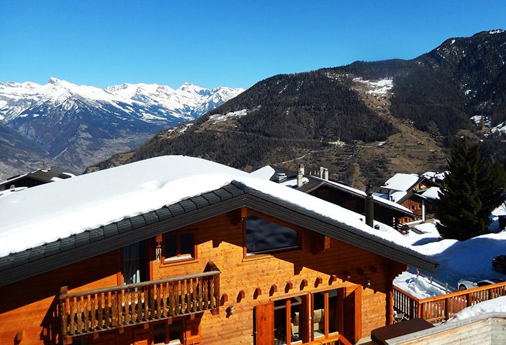 La Tzoumaz, Chalet Mont Verte