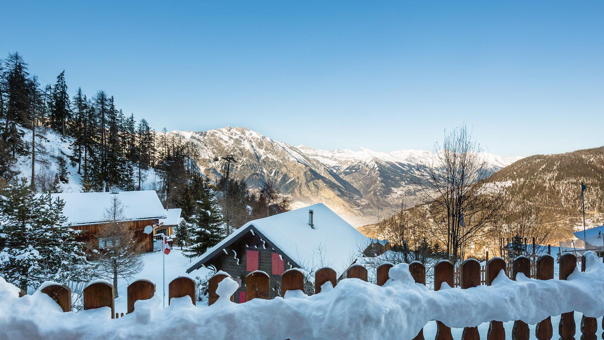 Chalet Pere Noel Chalet, Switzerland