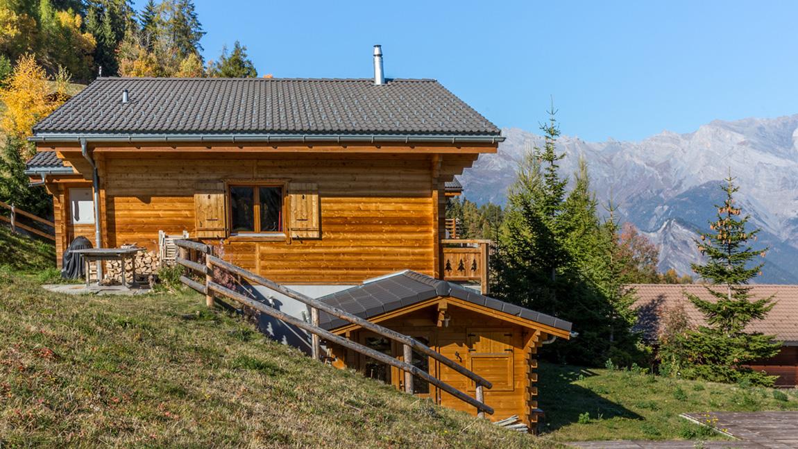 Chalet Spa Chalet, Switzerland