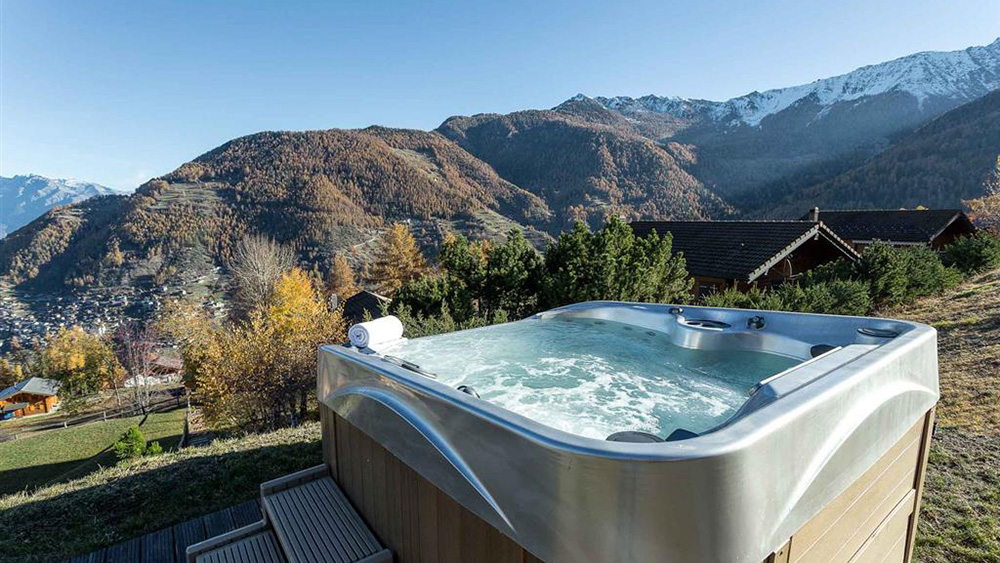 Chalet Spa Chalet, Switzerland