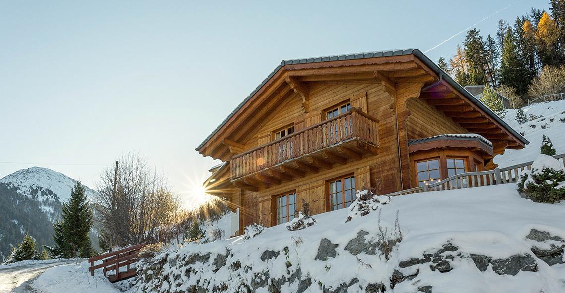 Le Ruisselet Chalet, Switzerland