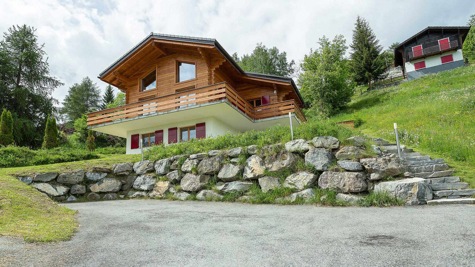 Les Crus Chalet, Switzerland